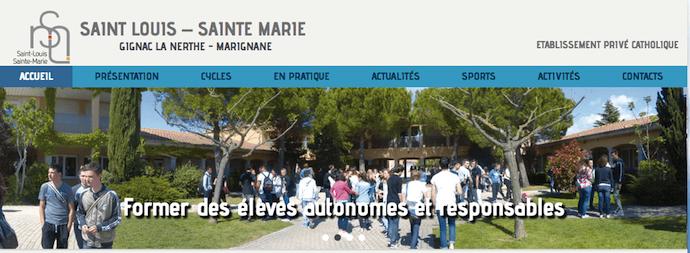 Forum de l'enseignement Supérieurau Lycée Saint Louis Sainte-Marie