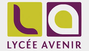 Logo du Lycée Avenir à Nîmes
