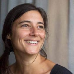 Marie Dherbomez, directrice de l'école